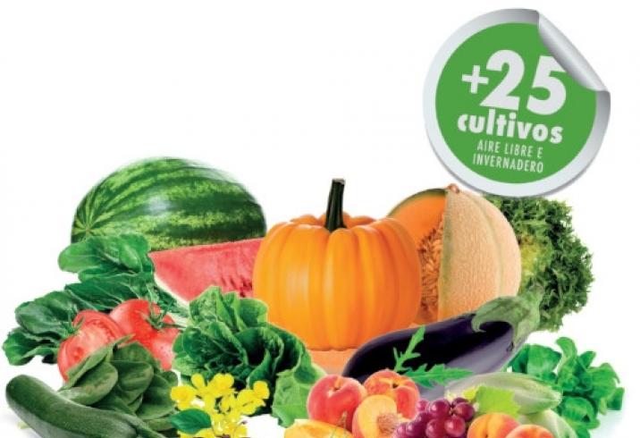 ABANTO más de 25 cultivos
