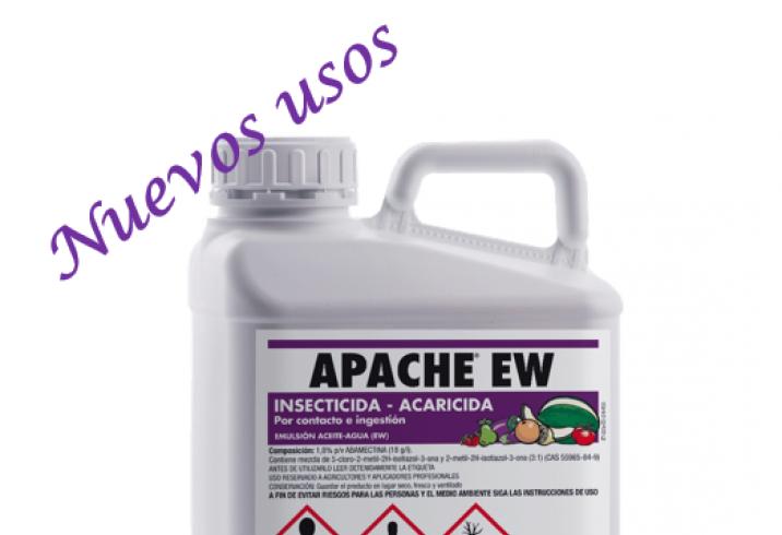 Nuevos usos APACHE EW