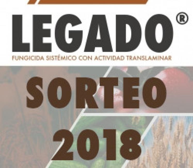 Sorteo Legado 2018