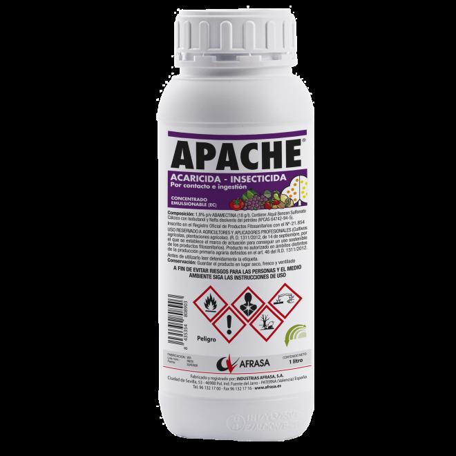 APACHE EC