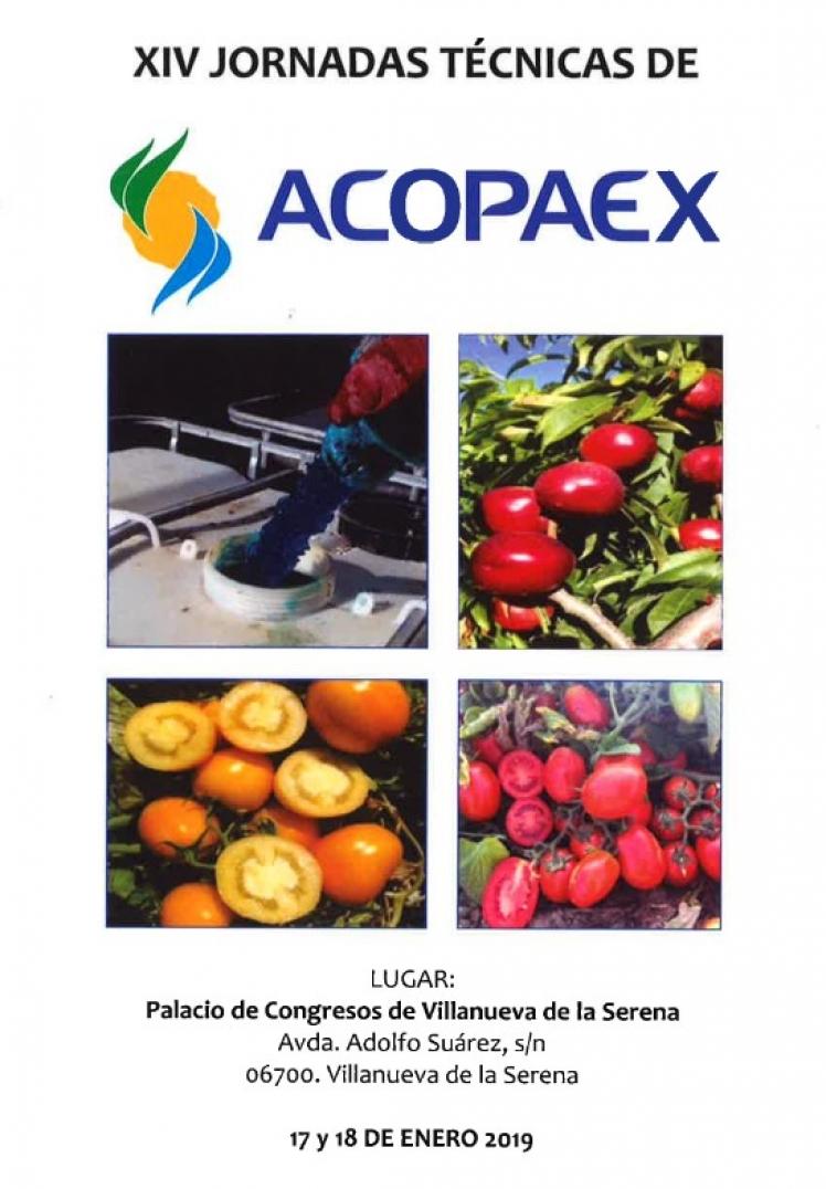 Folleto ACOPAEX