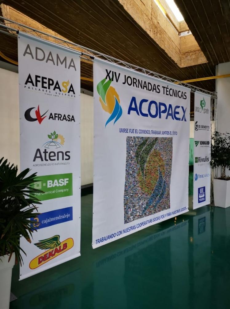 Jornada técnica ACOPAEX