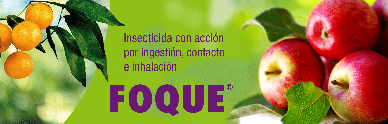 Insecticida con acción por ingestión, contacto e inhalación