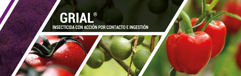 Insecticida con acción por contacto e ingestión