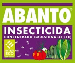 NUESTRO PRODUCTO ABANTO OBTIENE EL CERTIFICADO DE INSUMO EN AGRICULTURA ECOLÓGICA