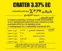 CRATER 3.37% EC