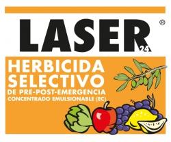 LASER, herbicida a base de oxifluorfen 24%