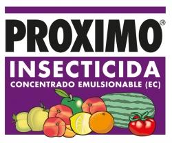 PROXIMO ESTÁ AUTORIZADO EN FRUTALES DE PEPITA