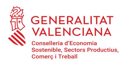 Generalitat Valenciana - Conselleria d'Economia Sostenible